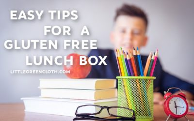 Tips for a Gluten Free Lunch Box