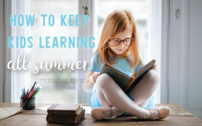 5 Summer Learning Activities to Keep Kids Engaged!