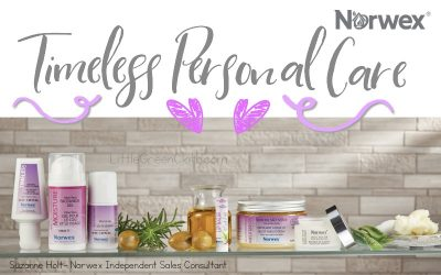 What's in Norwex Timeless Personal Care Products?