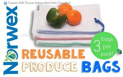 Smarter Shopper: Norwex Produce Plastic Bags