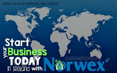 Join Norwex TODAY in Ireland!!