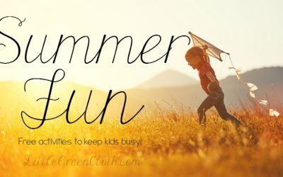 Summer Fun: FREE Activities Series!