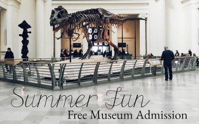 Summer Fun: FREE Museum Admission
