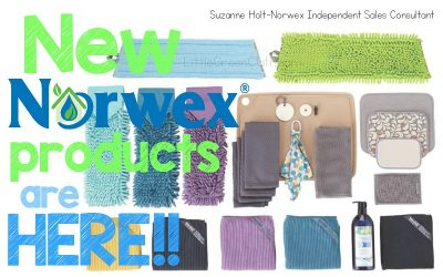 NEW Norwex Products are HERE!!