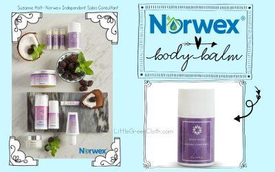 Restore More with Norwex Body Balm