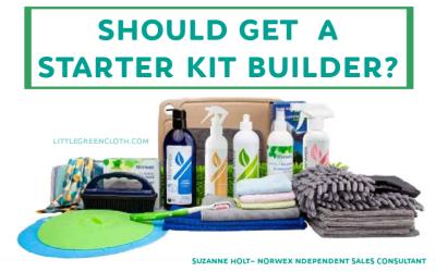 Should I Get a Norwex Starter Kit Builder?