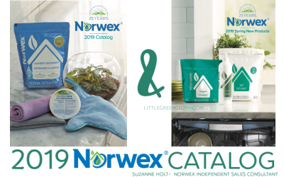 The New 2019 Norwex Catalog is Here and New Products Are Ready to Order!