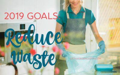 2019 Goals: Reduce Waste