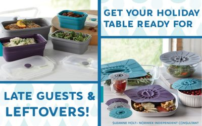 Get your Holiday Table Ready for Late Guests!
