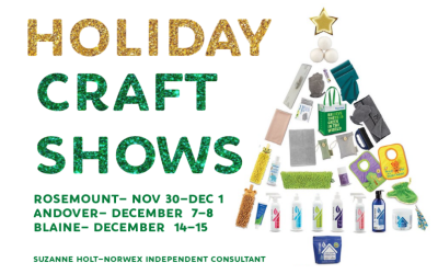 Finish your Holiday Shopping at a Minnesota Craft Show Near You!