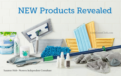 The NEW 2020 Norwex Products Are Available to Order!
