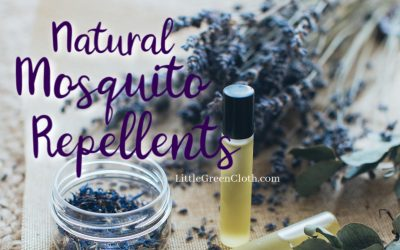 Why to Try Natural Mosquito Repellents!