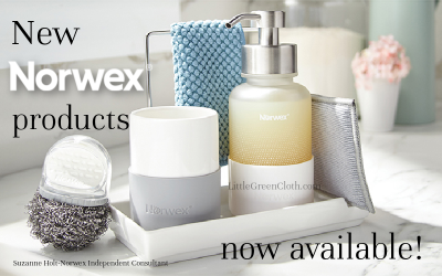 New 2021 Norwex products