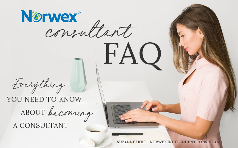 Norwex Consultant FAQs - Frequently Asked Questions