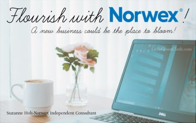 Join Norwex in April