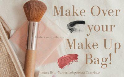Makeover your Make up Bag