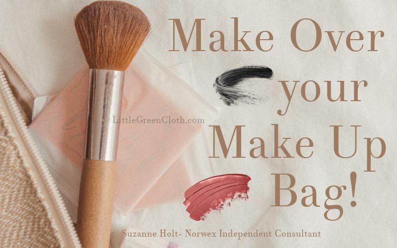 Makeover your Makeup Bag!