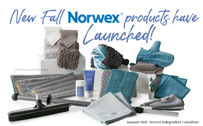 New fall 2021 Norwex Collection