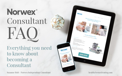 Becoming a Norwex Consultant FAQ