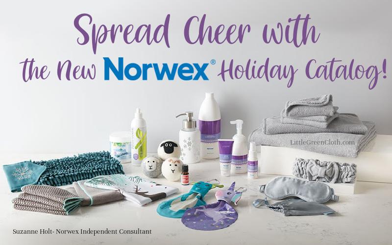 2021 Holiday Norwex Catalog